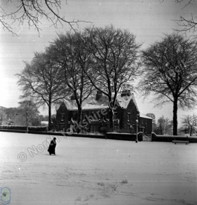 Harrogate, The Stray, Winter
